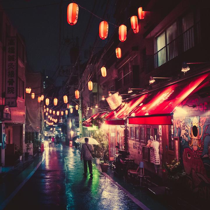 Fotografias vida noctura Tokio 6