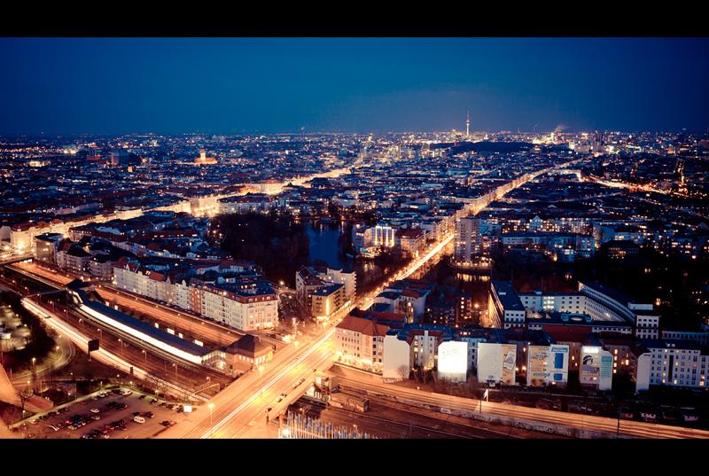 Jens Fersterra – city glow