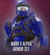 Mark V Alpha Armor Set