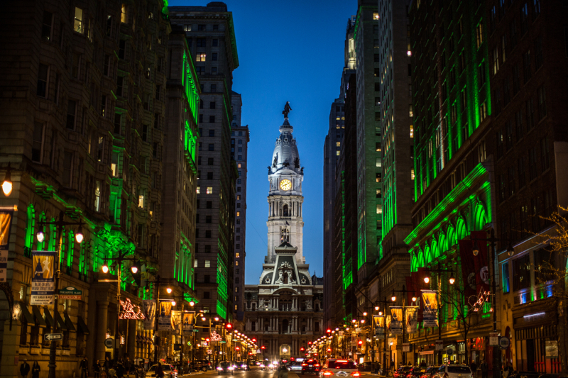 Richard Ricciardi – City Hall Philadelphia – Broad Street