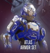 Atlas Armor Set