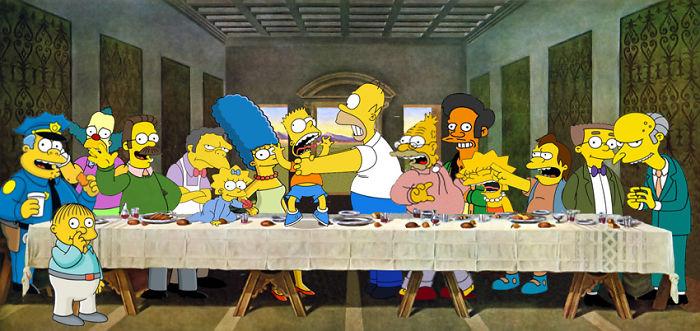 """""""La última Cena"""" de Leonardo Da Vinci"""