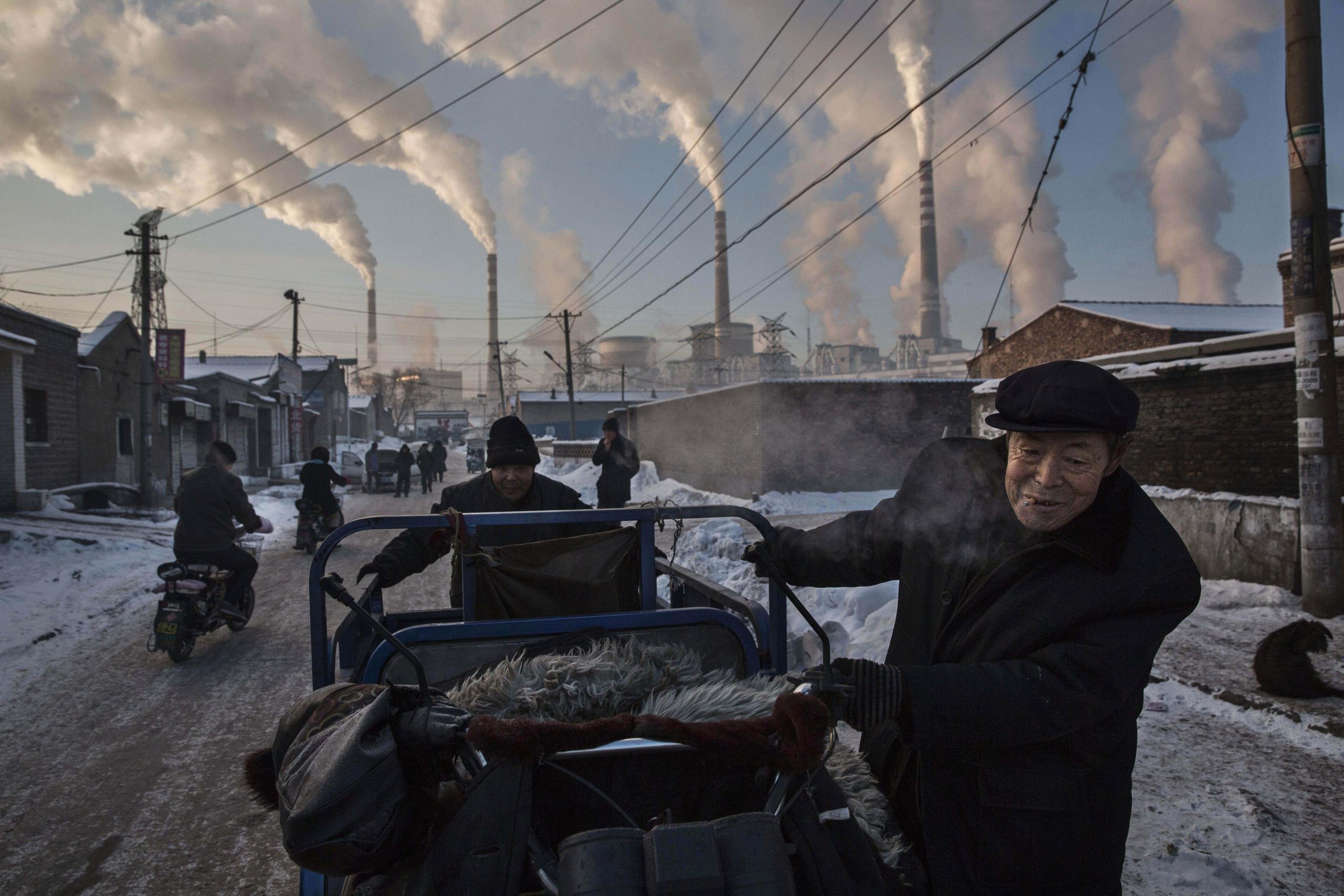 China's Coal Addiction