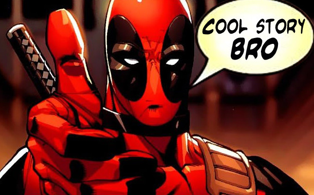 Deadpool comic