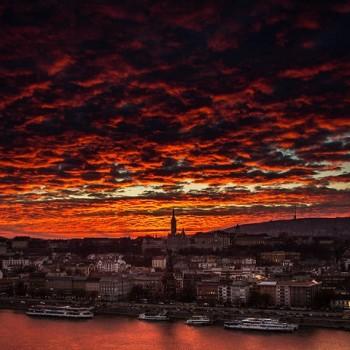 mark mervai atardecer Budapest foto 7