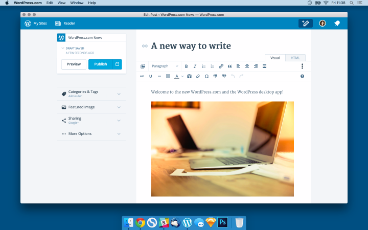 wordpress-desktop-with-app