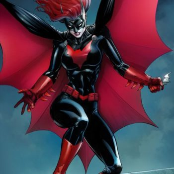 Bat woman por j, Metcalf