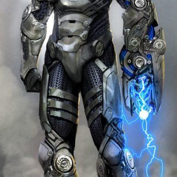 Cyborg by nebezial