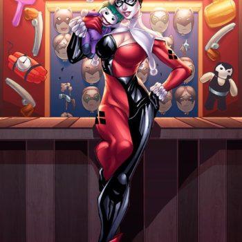 Harley Queen de Alexis Pierre