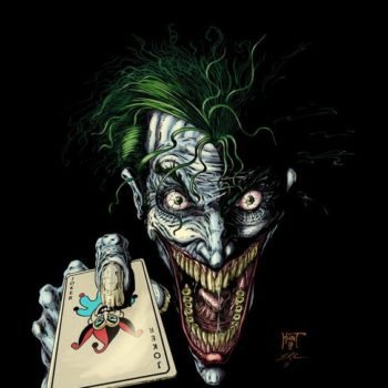 joker by KenHunt