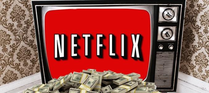 Netflix dinero