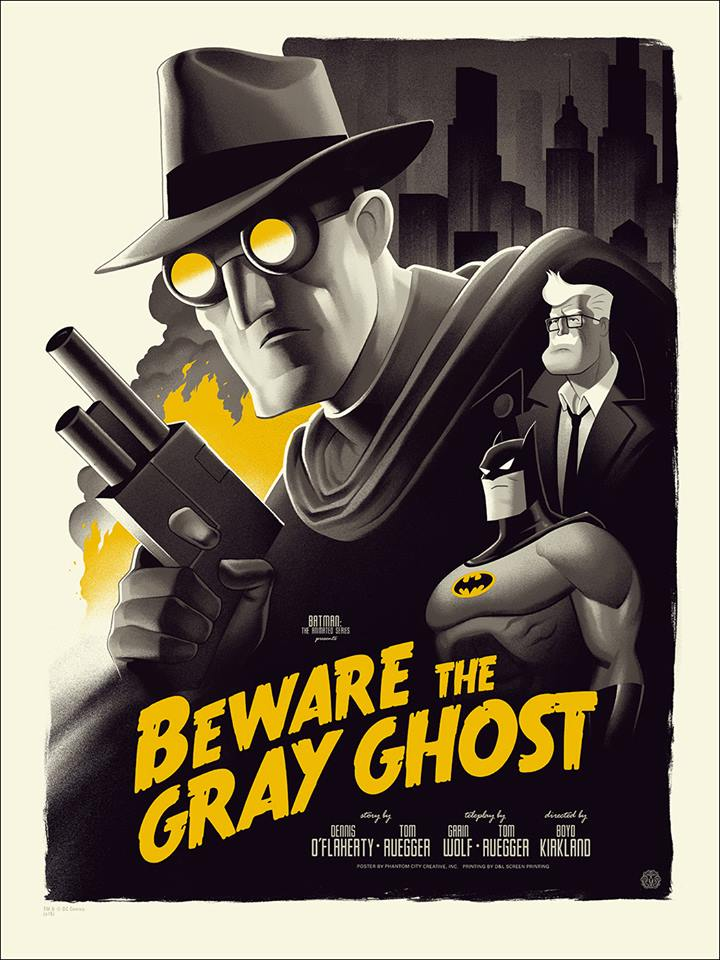 Beware of gray ghost