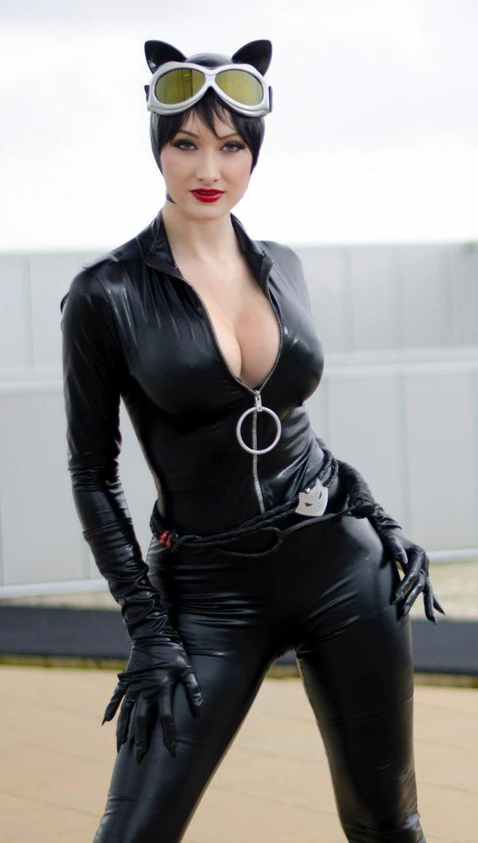 Catwoman-cosplay