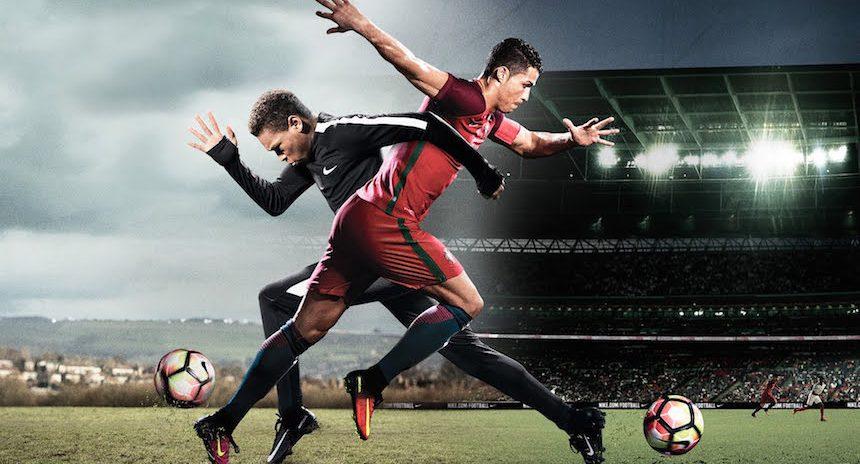 Nike & CR7