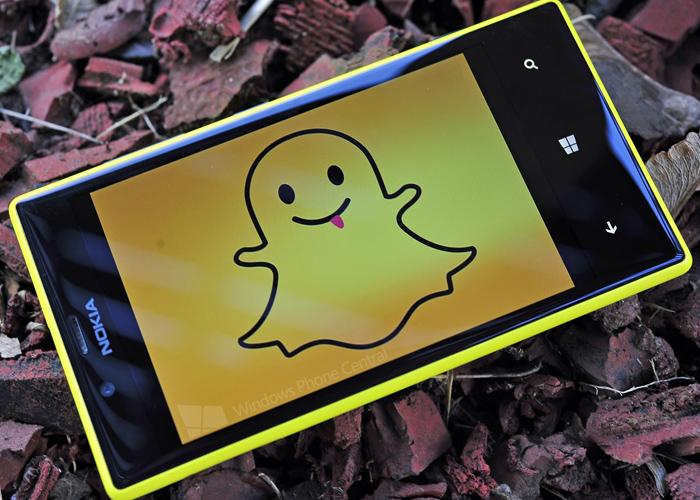 Snapchat-Windows-Phone