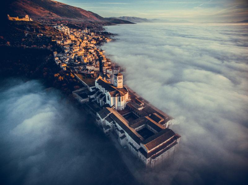 Fotos ganadoras: 1er lugar Viajes Basilica-of-Saint-Francis-of-Assisi-Umbria-Italy-by-fcattuto