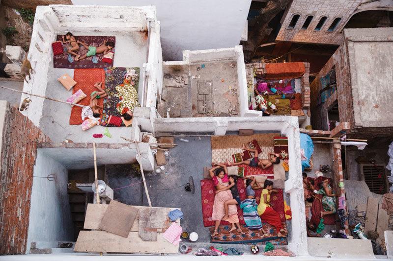Fotos ganadoras - Rooftop Dreams, Varanasi