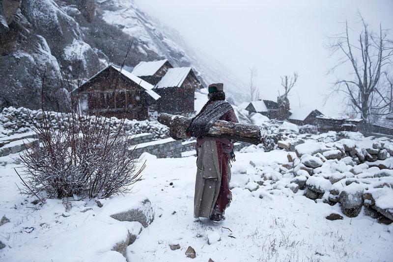 Fotos ganadoras - Remote life at -21 degree