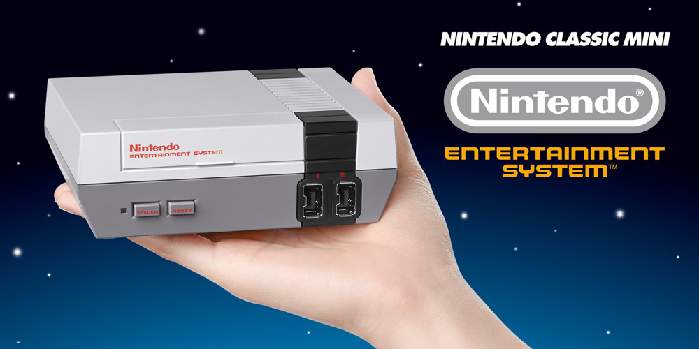 Nintendo NES mini 2
