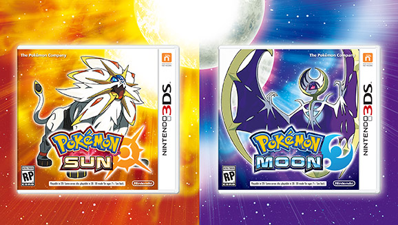 Pokemon Sun y Moon (2)
