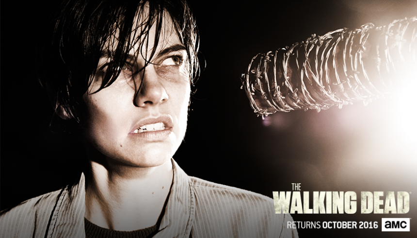 The Walking dead poster 10