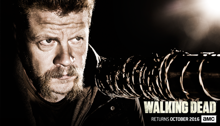The Walking dead poster 3