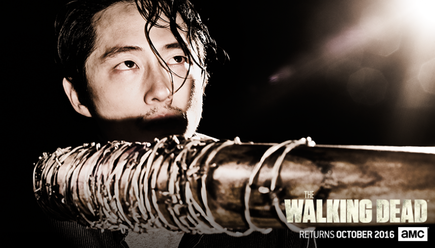 The Walking dead poster 5