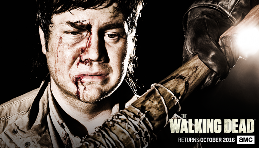 The Walking dead poster 7