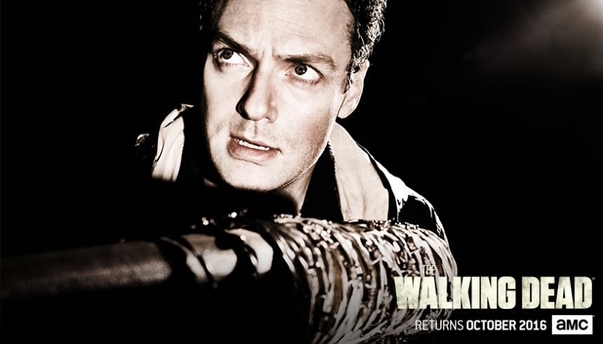 The Walking dead poster 9