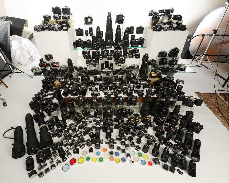 Equipo fotográfico Nikon - Lentes