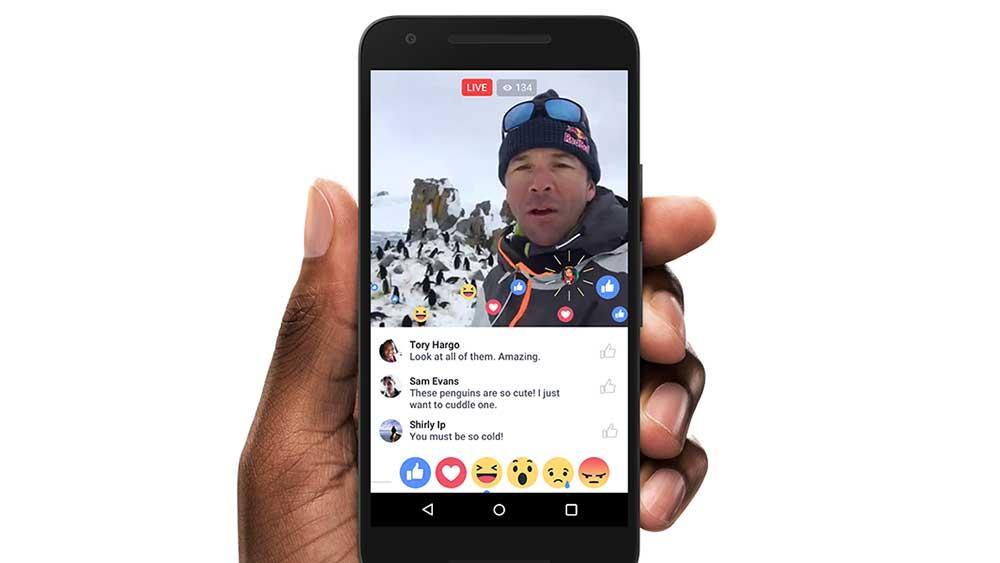 Facebook ver vídeos sin conexión a Internet