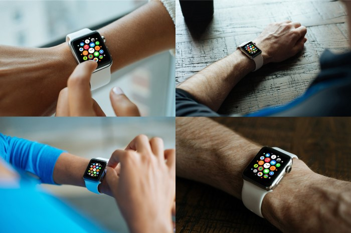 plantillas photoshop gratis apple watch