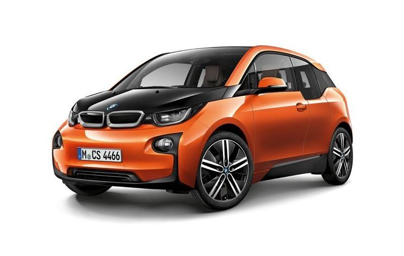 automóviles eléctricos en méxico: BMW i3