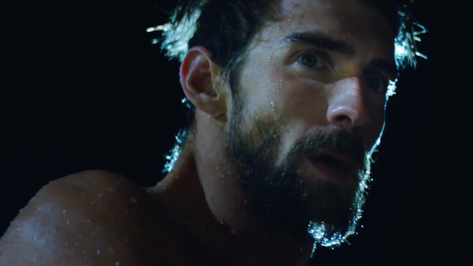 Comercial Michael Phelps