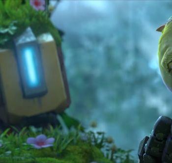 El nuevo corto animado de Overwatch es simplemente genial