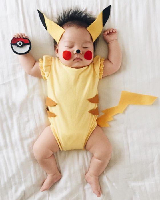Cosplay mas tiernos del mundo pikachu