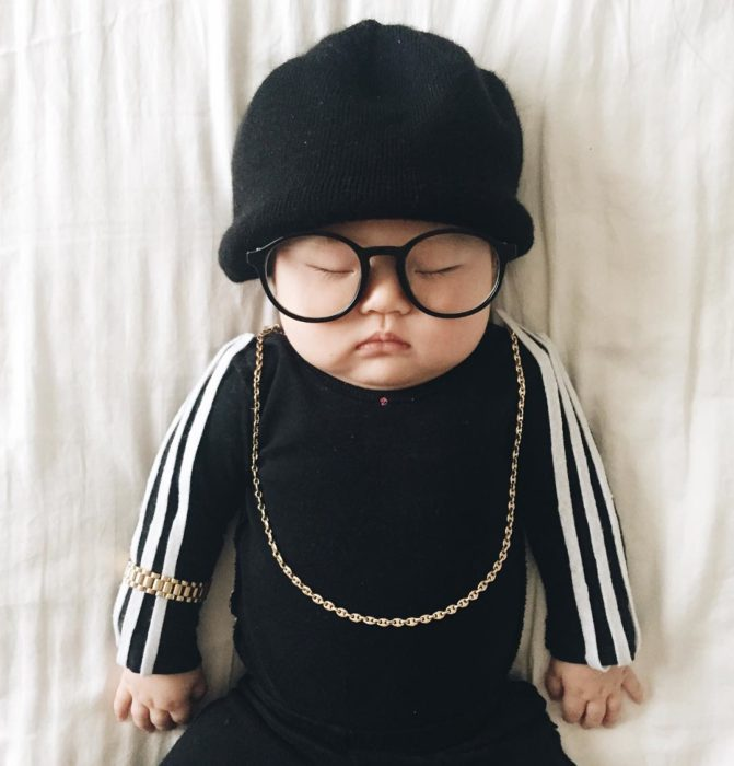 Cosplay mas tiernos del mundo run dmc