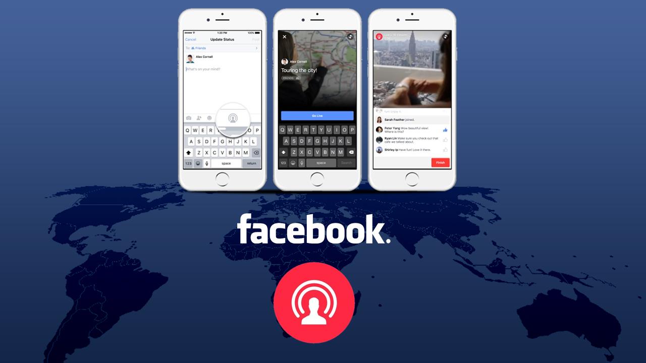 Facebook Live Actualzacion 3