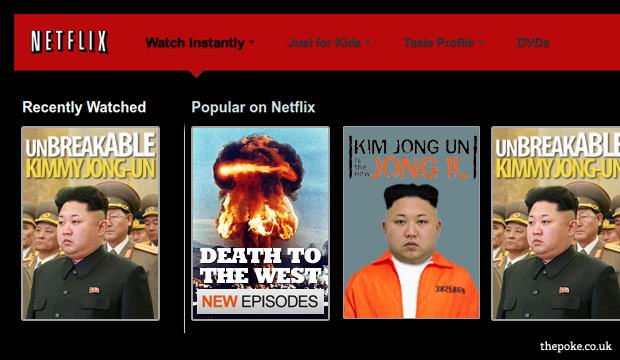Netflix Nor-Coreano