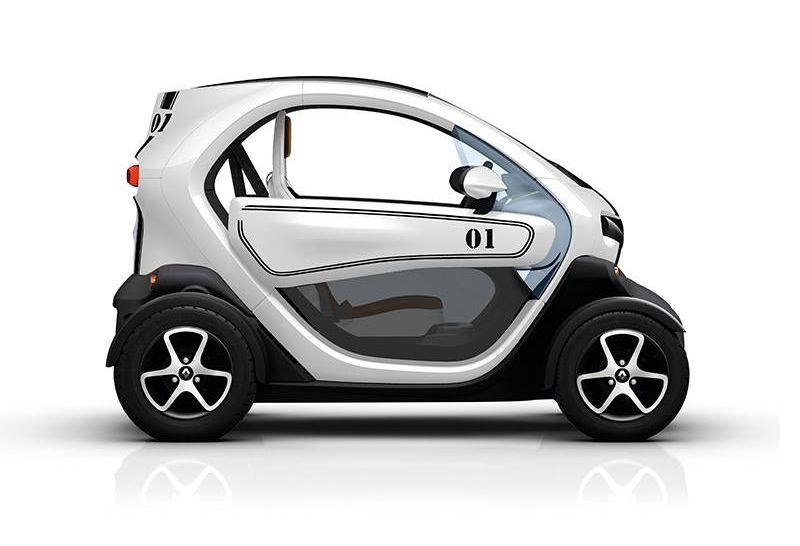 automóviles eléctricos en méxico Renault Twizy