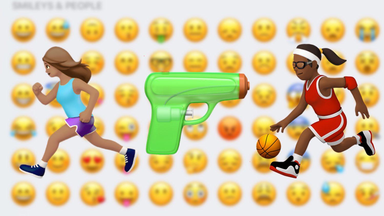 emojiS IOS 10 2