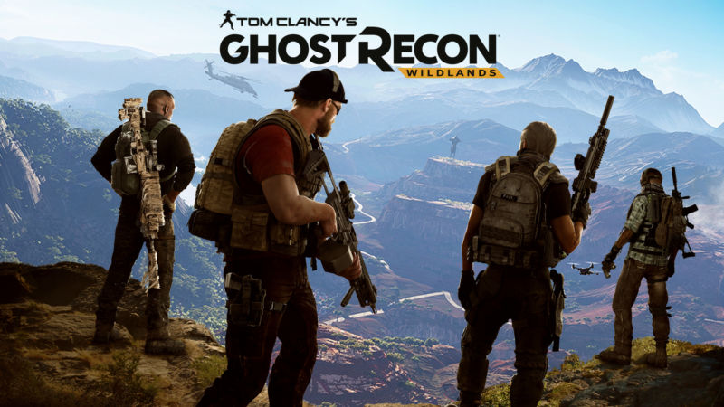 ghost recon wildlands 2