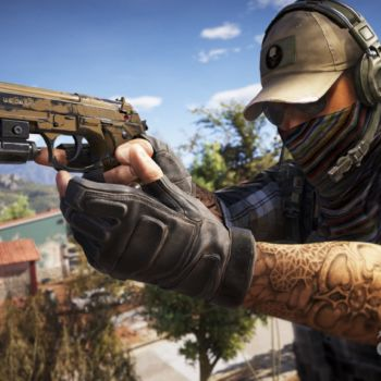 Tom Clancy's Ghost Recon Wildlands estrena trailer y se ve genial
