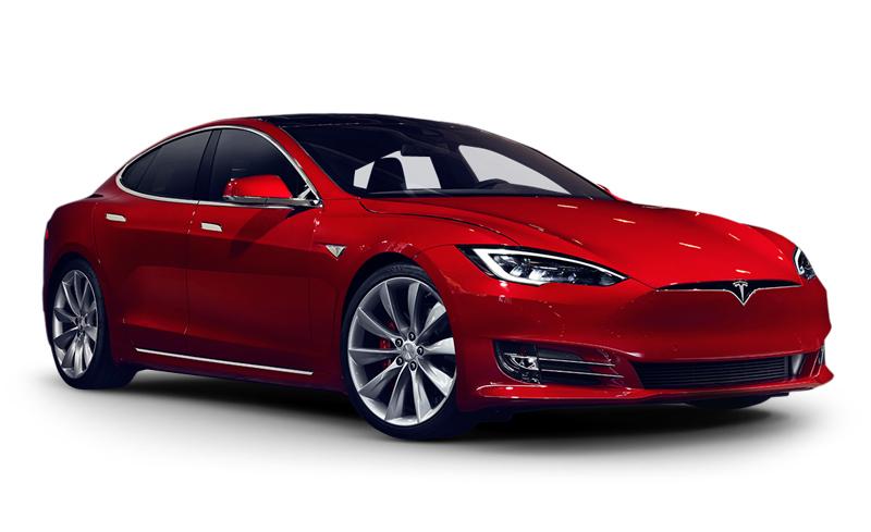 automóviles eléctricos en méxico: tesla model s