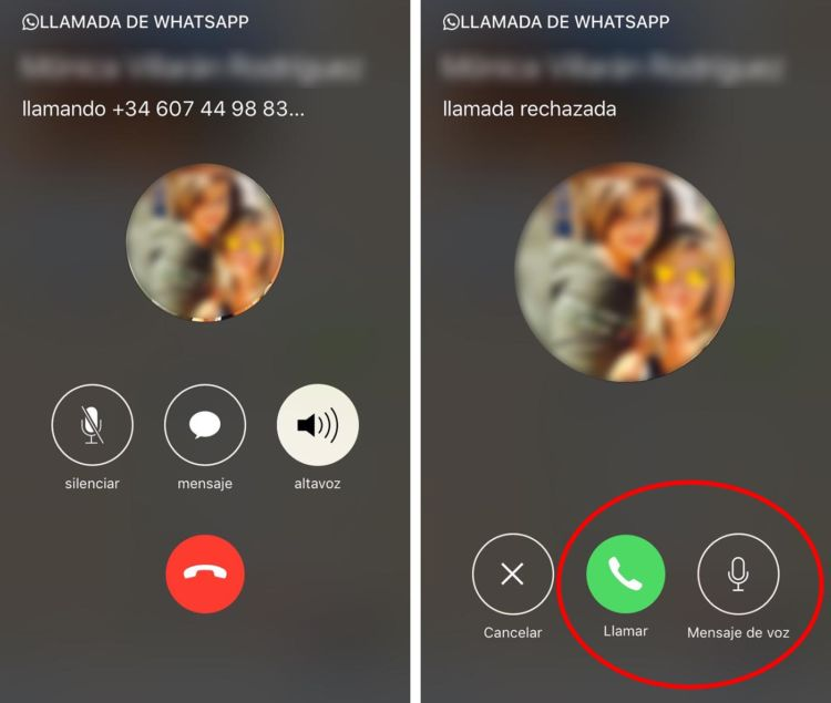 whatsapp buzon de voz 2