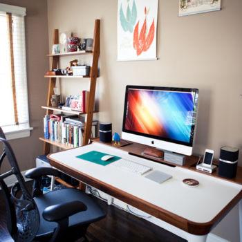 Dise o de interiores frogx three - Tu oficina en casa ...