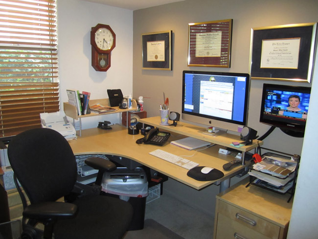 Feng Shui Office Layout Decor