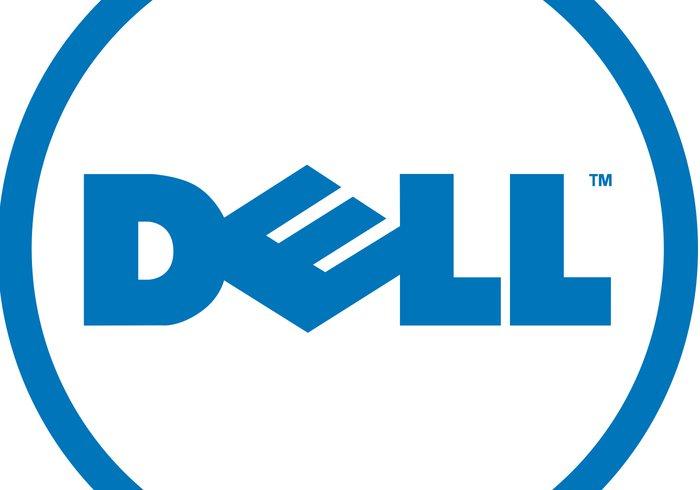 logotipo de Dell