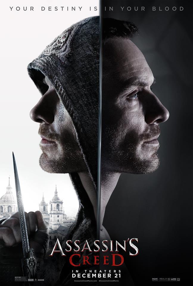 nuevo tráiler y póster de Assassin's Creed