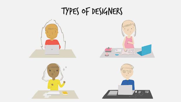 Tipos de diseñadores